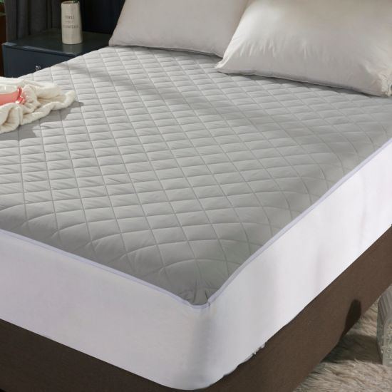 Wateproof Mattress Protector Mattress Cover Quilted Quilting Seam