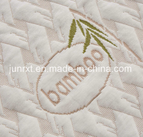 Hypoallergenic Vera-Infused Cooling Bamboo Breathable Mattress Pad Protector