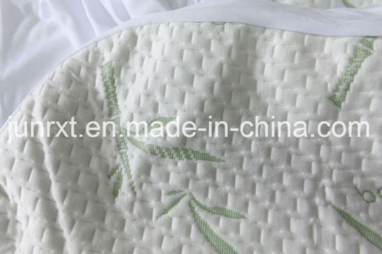 Soft Quilted Bamboo Waterproof Cot Crib Mattress Protector for Baby