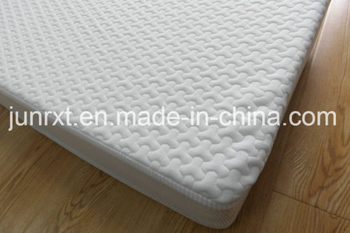 Hotel Use High Quality Water Proof Cotton Filling Mattress Cover Home Textile