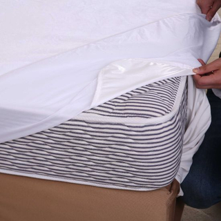 Super Cozy Flannel Waterproof Mattress Cover