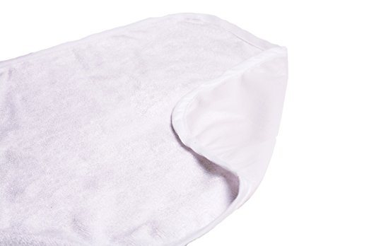 Bamboo Diaper Changing Liner Pad 3-Pack, Hypoallergenic, Antibacterial and Waterproof