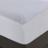 Coral Fleece Waterproof Mattress Protector carol fleece Fabric Laminated with TPU Mattress Topper/Waterproof Dust Mites