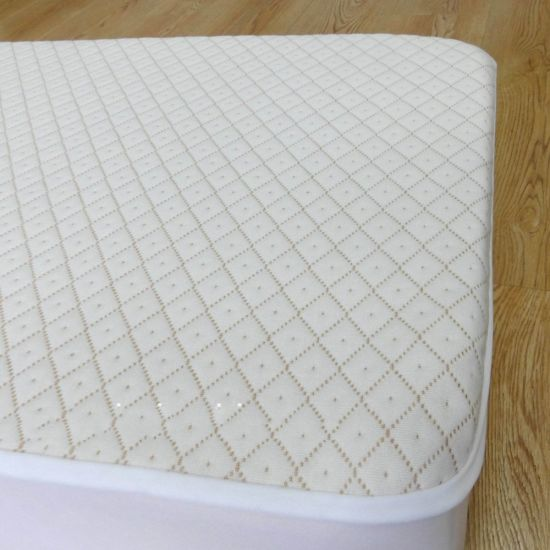 Waterproof Mattress Protector for Hotel Antibacterial Pillow Home Textile Bedspread