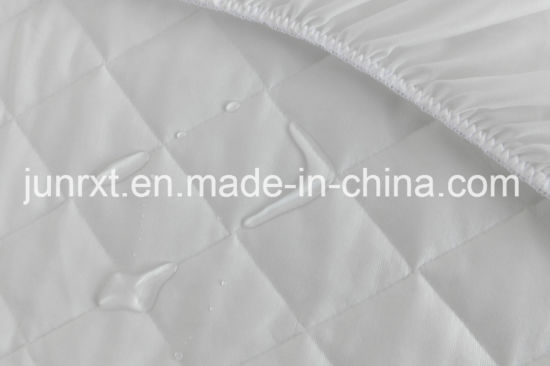 Baby Waterproof Organic Cotton Crib Mattress Cover Fitted Washable