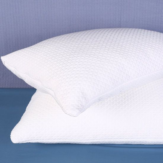 Anti-Bacterial Bamboo Derived Rayon Bed Pillow Cover