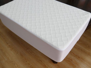 High Quality Antibacterial Mattress Protector Waterproof Home Textile Bed Linen