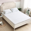 Cooling Waterproof Mattress Protector cooling jacquard fabric laminated with TPU Waterproof Mattress Protector