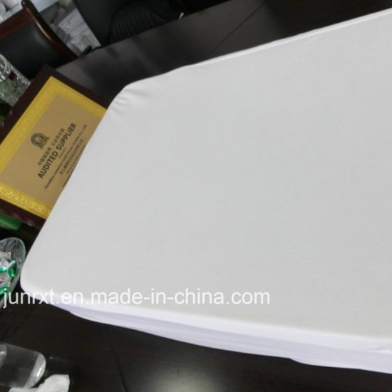 Hotel Knitted Fabric Mattress Cover Bedding Set Pillow Mattress Protector Antibacterial