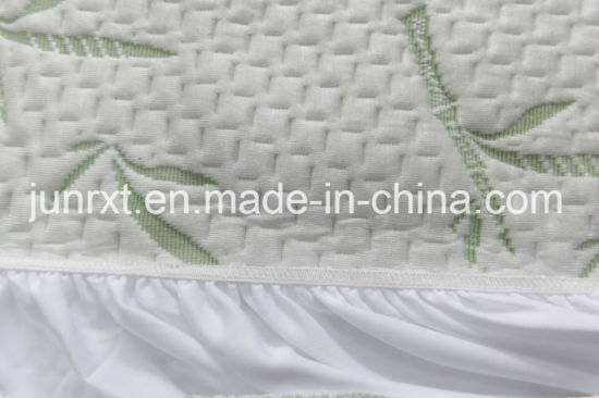 Bamboo Fiber Breathable Waterproof Underpads Mattress Pad Sheet Protector for Children or Adults