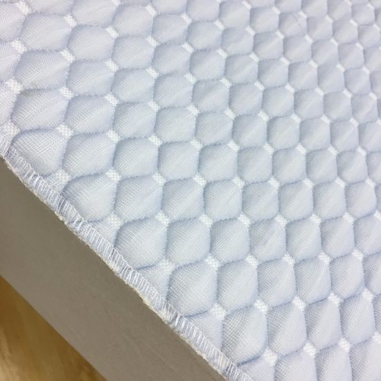 Breathable Mattress Protector with Cooling Fibers