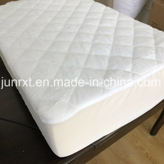 Eco-Friendly 100% Bamboo Fiber Fitted Sheet Cover Breathable Mattress Protector Waterproof