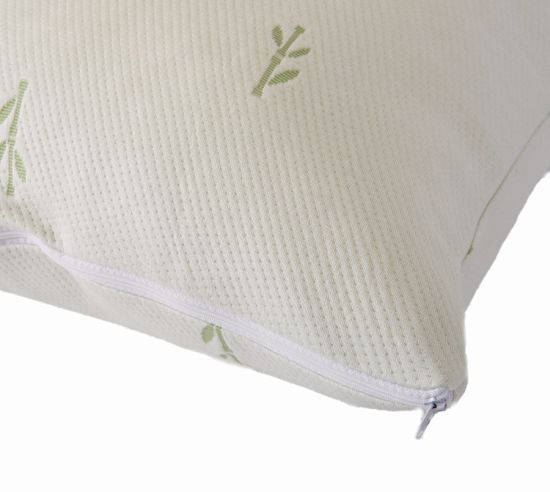 Premium Bamboo Anti Bed Bug Pillow Protectors-2 Pieces Pack