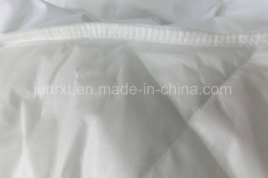 Bed Bug Dust Mite Proof Zippered Mattress Encasement Waterproof