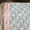 Hotel Waterproof Protector Fitted Quilted 100% Cotton Mattress Pad/Topper