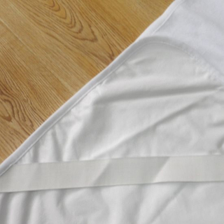 Waterproof Cotton Quilted Mattress Protector Pad Mattress Cover Home Textile