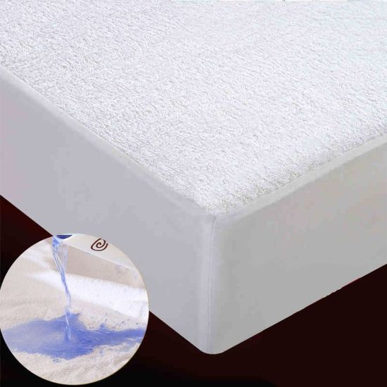 Premium Vinyl Free Waterproof Mattress Cover