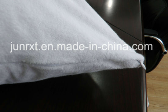 Cotton White Hotel Pillowcase Anti Dust Mite Waterproof