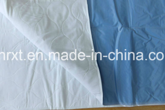 Factory Price Waterproof Hospital Old People′s Home Mattress Protector Mattress Cover