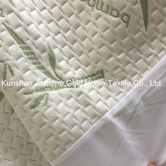 250GSM Bamboo Jacquard Fabric with TPU Waterproof Mattress Protector