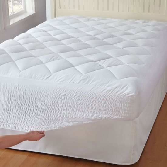 Hypoallergenic Waterproof Quilted Mattress Protector-14 Inch Deep