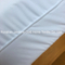 Queen Size 95GSM 100% Polyester Knitted Fabric Double Zipper Waterproof Mattress Cover