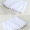 100% Polyester Knitted Zip Waterproof Pillow Protector